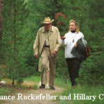 Rockefeller_and_Clinton_-_Teton_Ranch